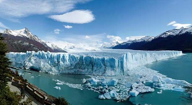 glaciar perito moreno calafate patagonia argentina