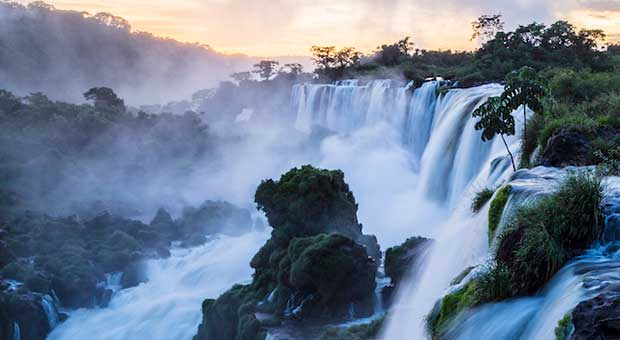 iguazu falls luxury tour argentina travel agency