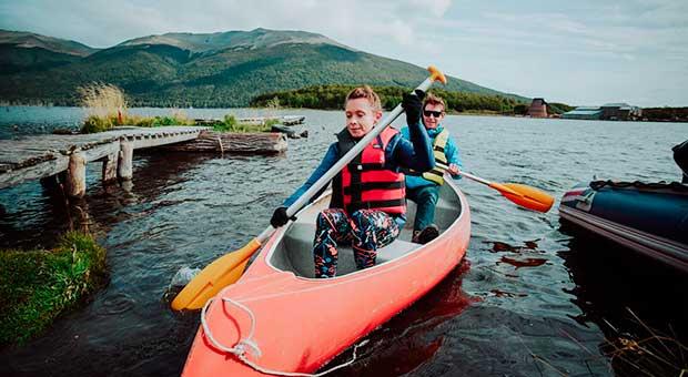 4x4 canoeing adventure ushuaia patagonia argentina