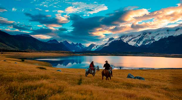 calafate view patagonia argentina travel agency