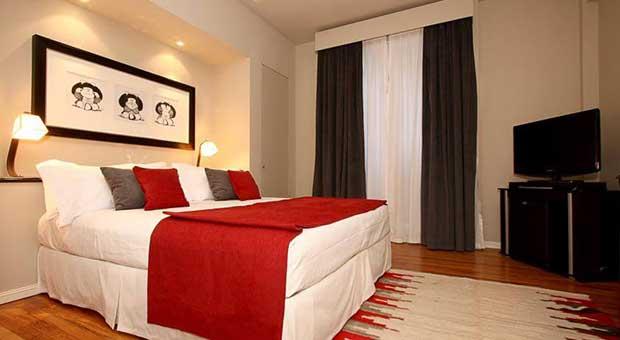 Legado Mitico Classic Room
