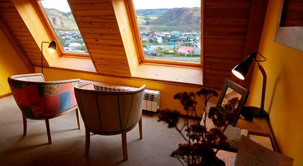 don los cerros boutique hotel el chalten patagonia argentina travel agency standard