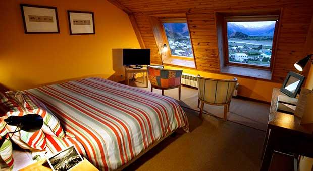 don los cerros boutique hotel el chalten patagonia argentina travel agent standard