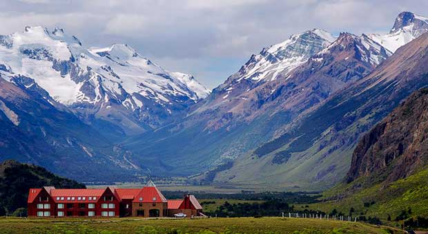 don los cerros boutique hotel view el chalten patagonia argentina travel agency