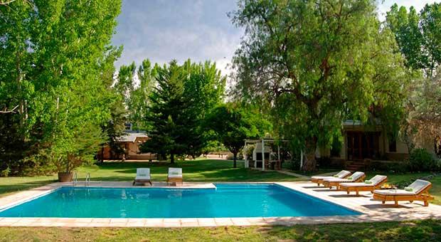 vineyard hotel pool mendoza argentina travel agent