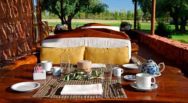 wine hotel breakfast mendoza argentina travel agency
