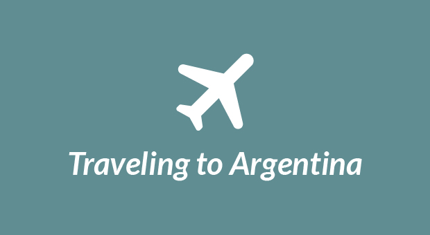 traveling to argentina information
