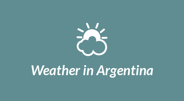 weather in argentina travel agent