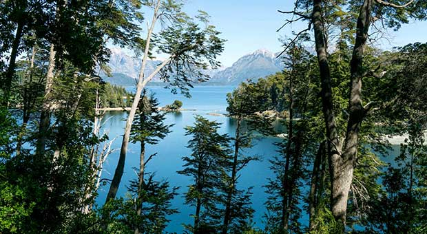 lakes view bariloche patagonia argentina travel agency