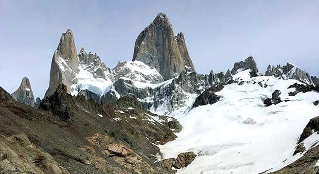 trekking adventure chalten patagonia argentina