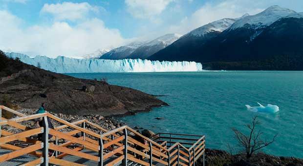 Calafate Glacier Balconies