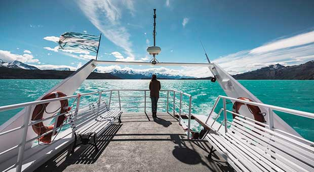 glacier luxury cruise patagonia