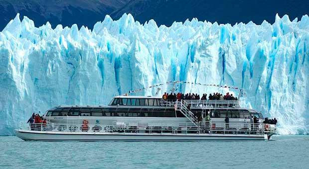 Calafate Glacier Safari Boat