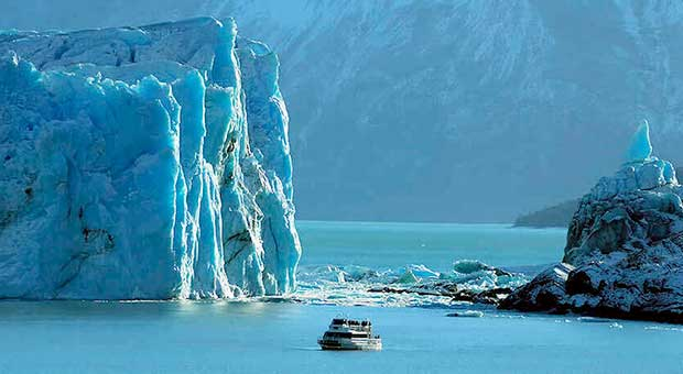glacier safari patagonia adventure