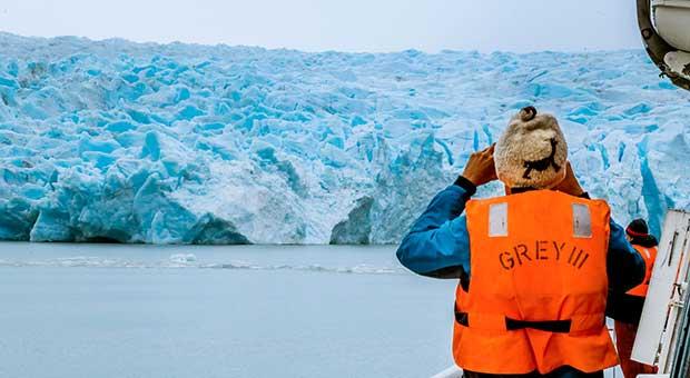 Torres del Paine Glacier Navigaiton