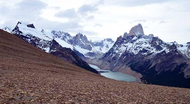 el chalten loma del pliegue tumbado argentina travel agency