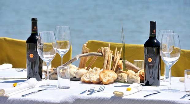 Lakeside Lunch Bariloche