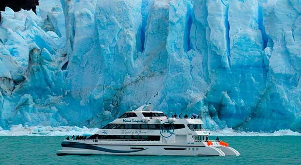 glacier cruise navigation calafate patagonia