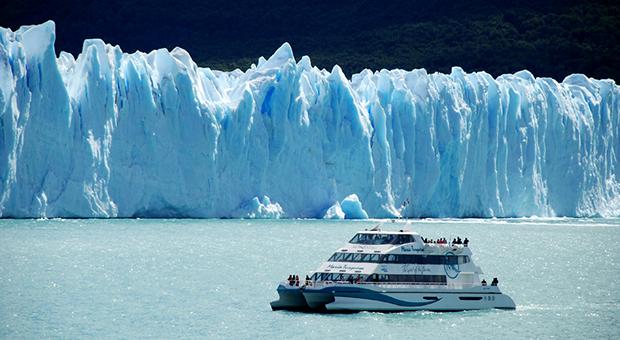 gourmet glacier cruise